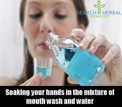 mouth wash