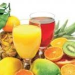 Fruit Juices & Potassium Carbonate
