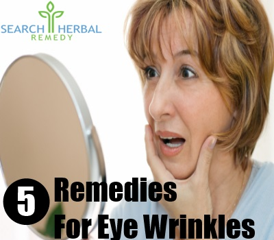 5 Remedies For Eye Wrinkles