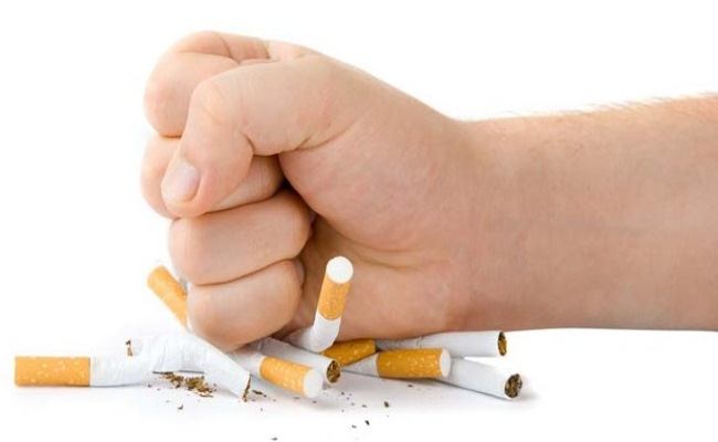 Cut Down on Cigarettes And Alcohol