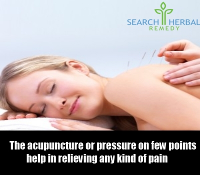 acupuncture and a knead