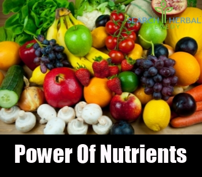 power of nutrients