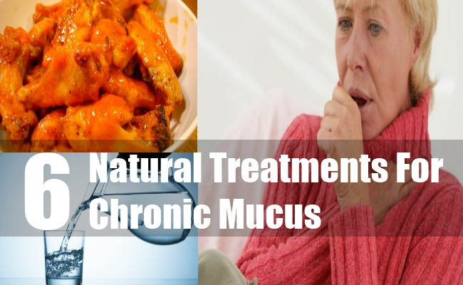 Chronic Mucus
