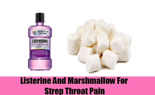Listerine And Marshmallow