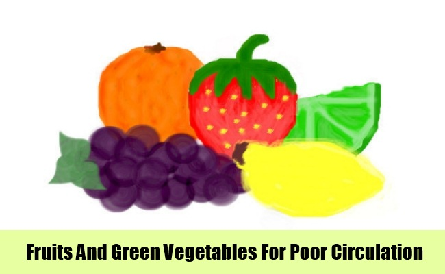 Proper Intake Of Fruits And Green Vegetables