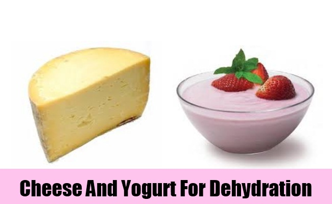 Use Of Cottage Cheese And Yogurt