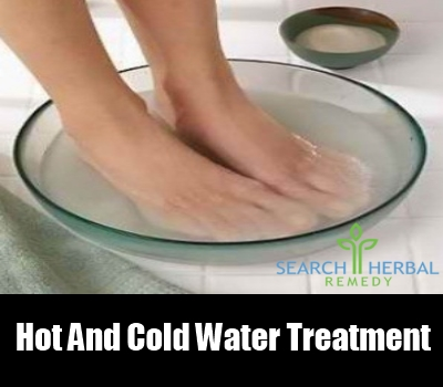 hot and cold water treatment