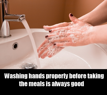 keep cleanliness
