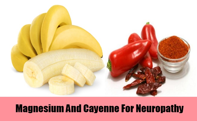 Magnesium And Cayenne