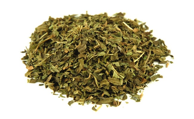 Dried Peppermint Leaves
