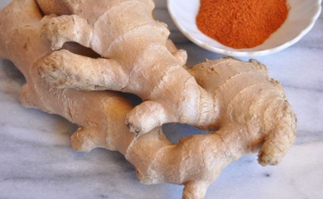 Ginger And Cayenne Pepper