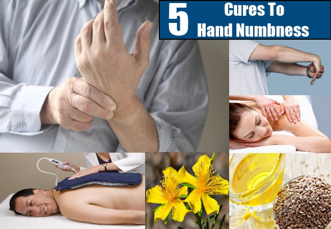 Cures To Hand Numbness