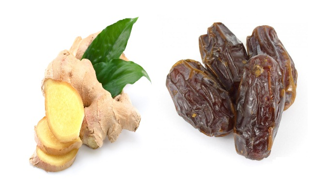 Ginger And Dates