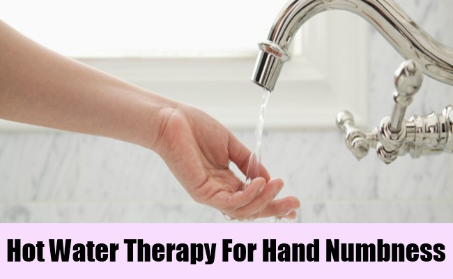 Hot Water Therapy
