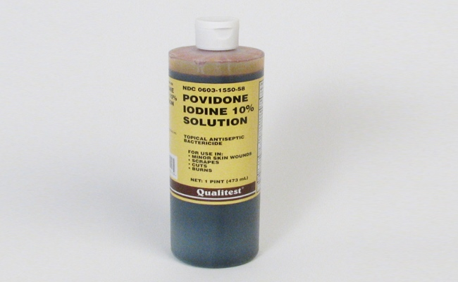Povidone-Iodine Solution