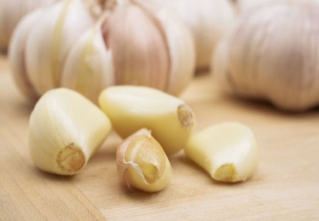 Garlic To Keep Infections Away