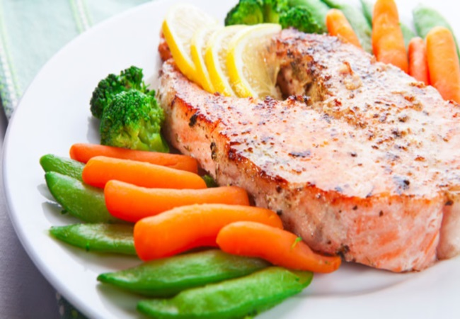 Healthy Diet To Keep Infections Away