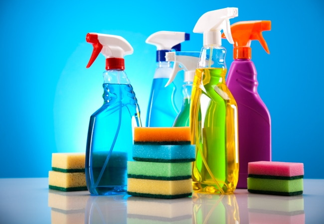 Domestic Cleansers And Disinfectants