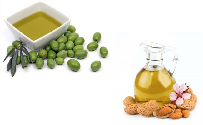 Combining Almond Oil And Olive Oil