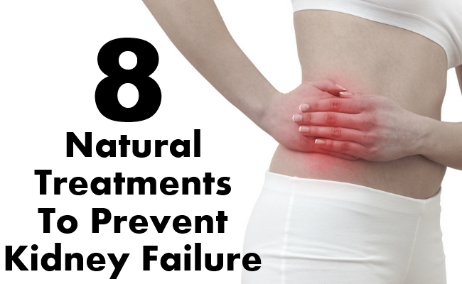 Natural Treatments To Prevent Kidney Failure