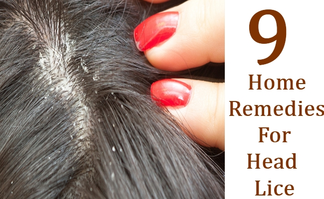 Natural Remedies To Cure Head Lice