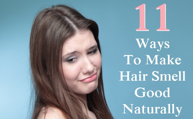 11 easy ways to make hair smell good naturally search herbal home remedy. Black Bedroom Furniture Sets. Home Design Ideas