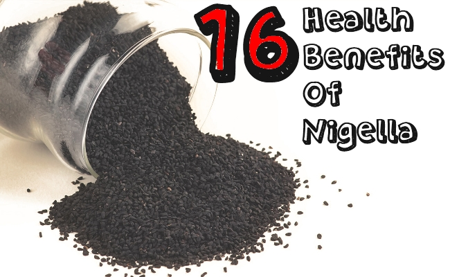 Health Benefits Of Nigella