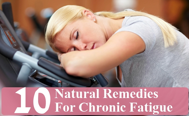 Natural Remedies For Chronic Fatigue