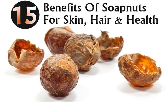 Benefits Of Soapnuts For Skin, Hair And Health