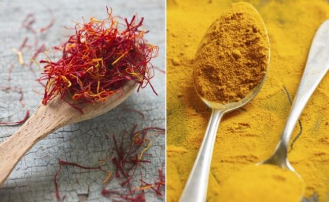 Fair Looks With Turmeric And Saffron