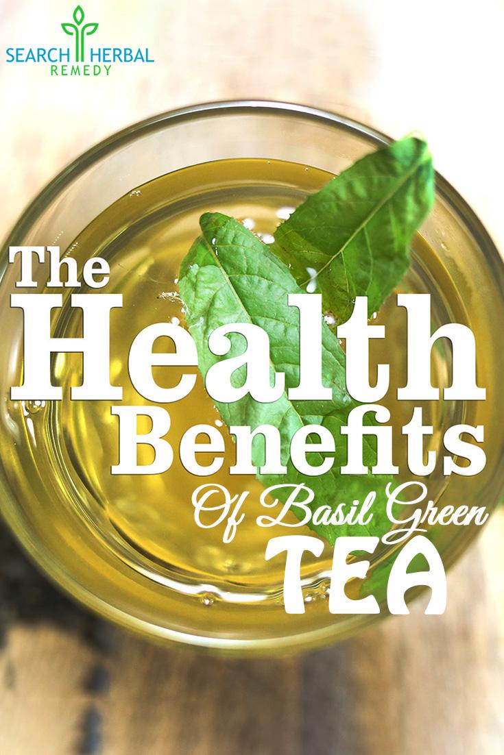 15 Health Benefits Of Basil Green Tea