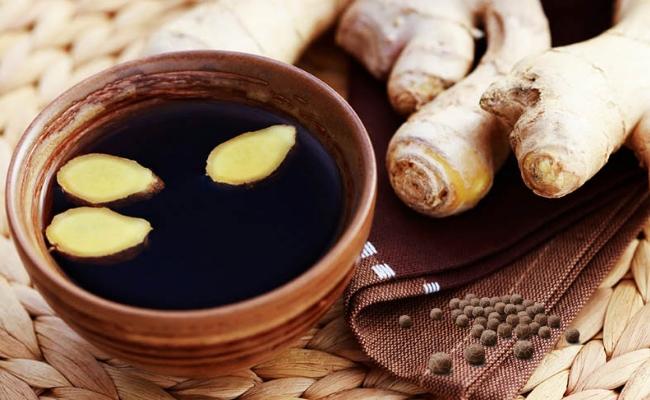 Ginger Black Pepper Tea