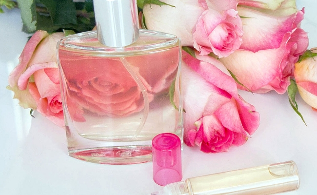 Rosewater And Glycerin