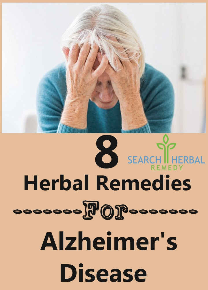 Herbal Remedies For Alzheimer's Disease