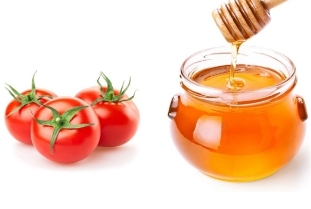 Honey with Tomato