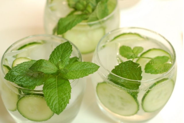 Peppermint And Cucumber