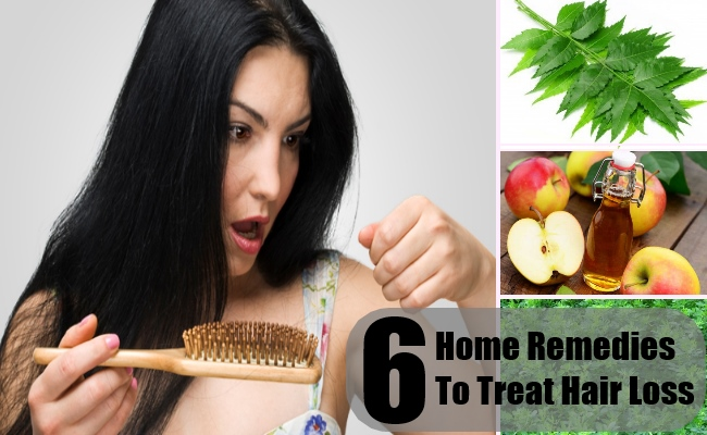 6 Home Remedies That You Can Use To Treat Hair Loss