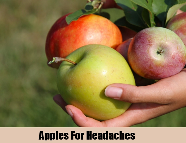 Apples For Headaches