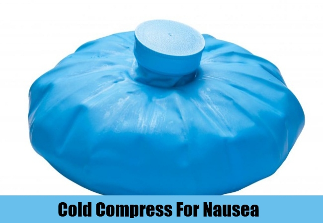 Cold Compress For Nausea