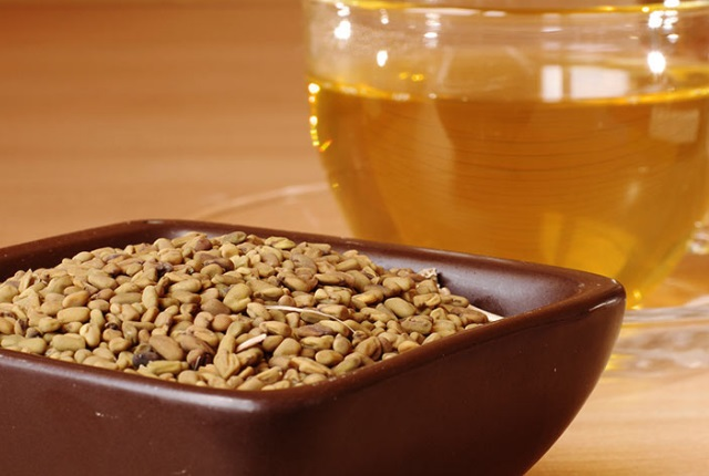 Gargle With Fenugreek Tea