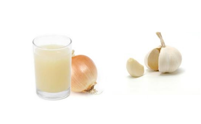 Garlic Or Onion Juice