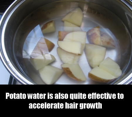 Potato Water