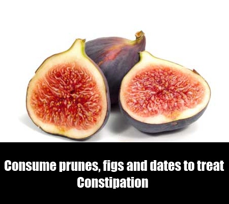 Prunes, Figs And Dates