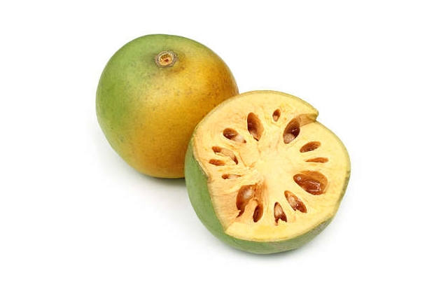 Stone Apple Bael Fruit