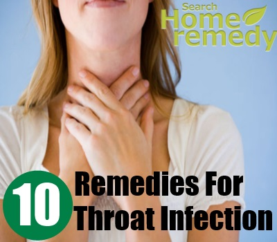 10 Home Remedies For Throat Infection