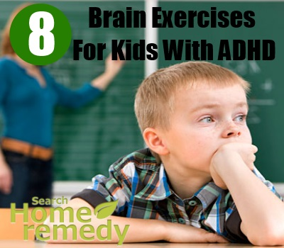 8 Brain Exercises For Kids With ADHD