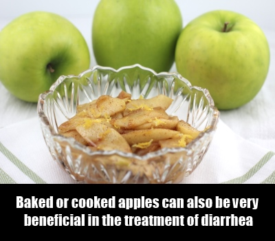 Baked Or Cooked Apples