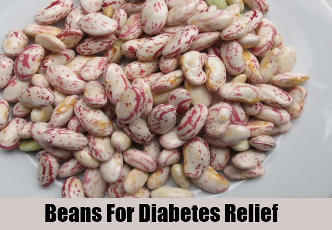 Beans For Diabetes Relief