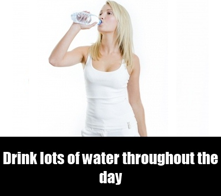 Drink Plenty Of Water