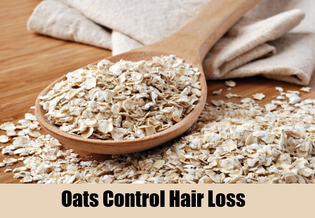 Oats Control Hair Loss